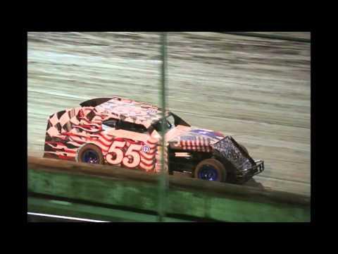 Burt Wilten - Kennedale Speedway Park - February 27, 2016 - Second race