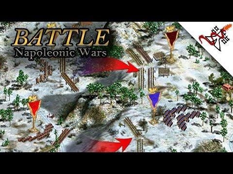 Cossacks 2: Napoleonic Wars - AUSTERLITZ   Battle  [VERY HARD/1080p/HD]  