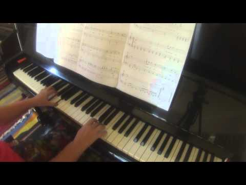 Hey Jude by Lennon & McCartney FunTime Piano Rock n Roll level 3A-3B