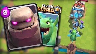 """Clash Royale """"WIN EVERY TIME?!"""" BEST Arena 8 & Arena 9 Deck Strategy! (Pro/Beginner Tips)"""