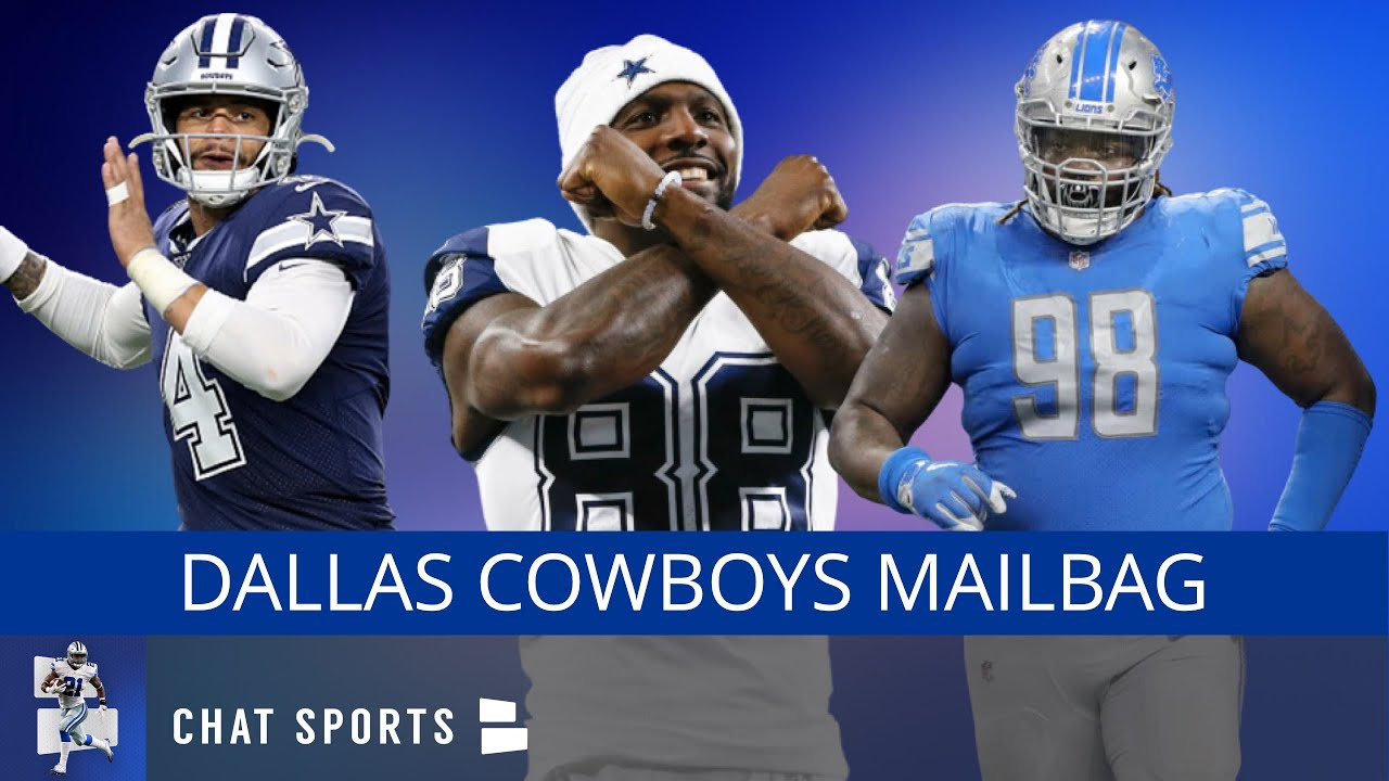 Cowboys Rumors Mailbag: Sign Dez Bryant, Jadeveon Clowney Or Snacks Harrison? + Chido Breakout?