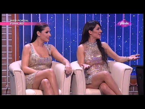 Ami G Show S08 - Mia Borisavljevic i Marina Viskovic -