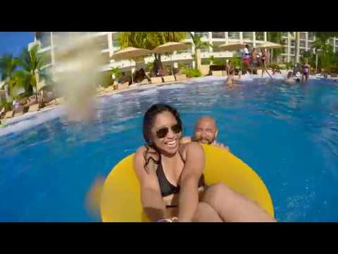 GoPro Hero 4 Silver: Jamaica Vacation 2017 | Royalton White Sands Resort HD