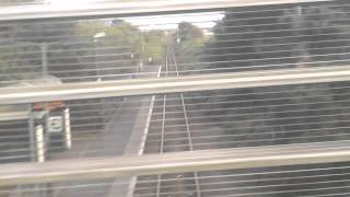 Passing over Talybont station (1) | 17/08/15