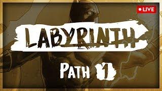 LIVE: Labyrinth of Legends (Path 1) Part 3 ...