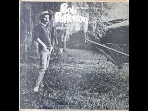 Bob Patterson - Friends Of Mine (1971)