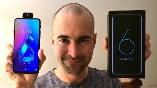 Asus Zenfone 6   Unboxing and full tour