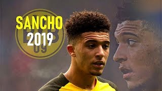 Jadon Sancho 2019 - Breakthrough Season - Crazy Skills Show - Borussia Dortmund