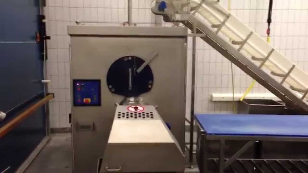 Meat Grinder For Sale >> CFS Autogrind 280 Frozen Block grinder 2011 for sale by IB Trade - YouTube
