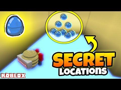 ALL NEW *SECRET* PLASTIC EGG LOCATIONS (Roblox Bee Swarm Simulator)