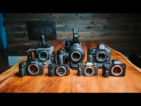 8 CAMERA SHOWDOWN - Can You Tell The Difference?