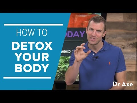 How To Detox Your Body (And Warning Signs That You Need To)