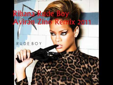 Rihana-Rude Boy (Aviran Zino remix 2011)