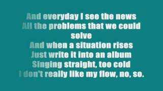 One Republic - Secrets - Lyrics