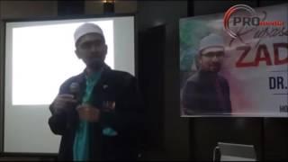 Kalau orang Anti Hadis tanya Tuan2 Soalan ini, macam mana nak jawab?  || Dr Rozaimi Ramli