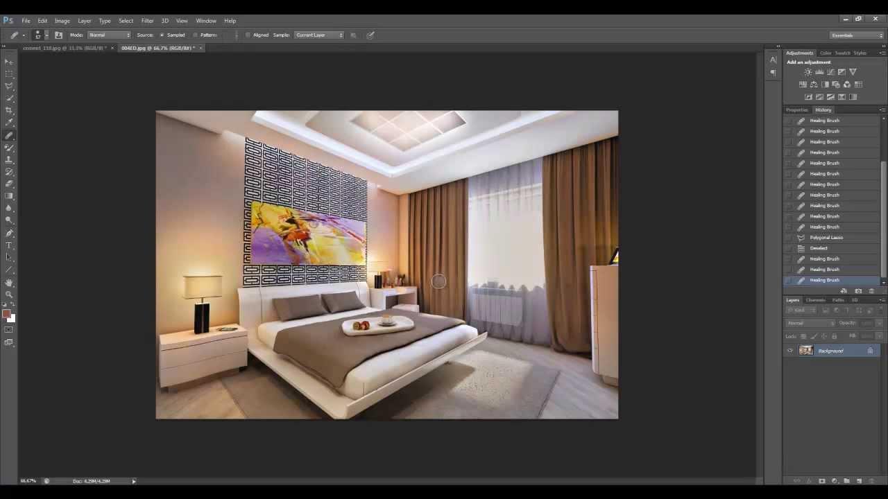 Видеоуроки фотошоп. Уроки Photoshop. Новые инструменты Photoshop CS6 Extended Проект Ивана Никитина