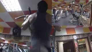 Сергей бадюк: силовая тренировка без подручных средств фото 578-256
