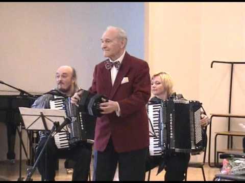 "The Lark (G. Dinicu), Valentin Osipov and ""Accodemia"" trio"