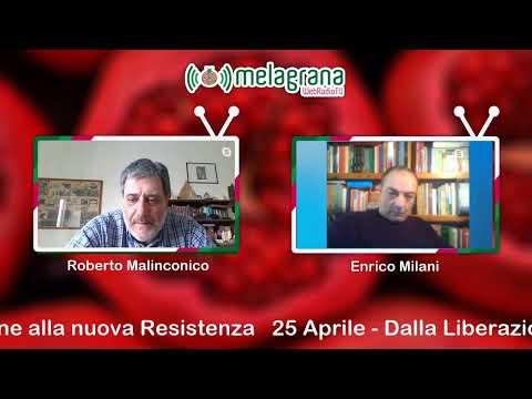 25 Aprile - Dalla Liberazione alla nuova resistenza