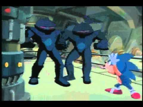 Sonic The Hedgehog SATAM OP (Instrumental Version)