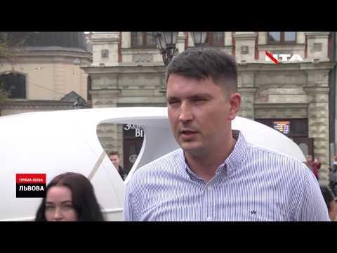 НТА - Незалежне телевізійне агентство: Львівський Христофор Колумб планує подолати Атлантичний океан