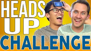 HEADS UP CHALLENGE | Anthony Ma