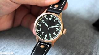 ARCHIMEDE 42H BRONZE PILOT REVIEW YouTube Videos