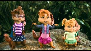Bad Romance- Alvin Superstar 3 [Alvin and the Chipmunks: Chipwrecked]