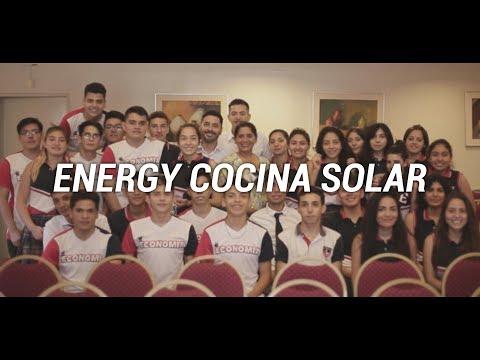 Proyecto social de Cocina Solar