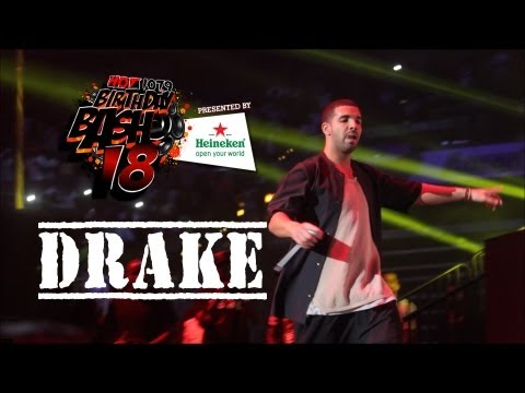 Drake at Birthday Bash 18 [FULL Performance]