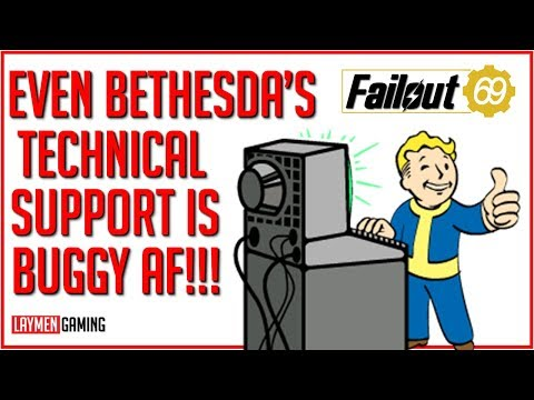 Clown College Bethesda Just Gave Away Heaps Of Personal Data Because....Bethesda. thumbnail