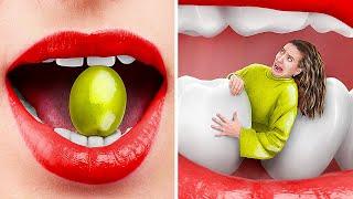 Yiyecekler İnsan Olsaydı 16 Komik Durum