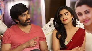 Ravi Teja 8 Mandhi Ammayilu Funny Interview Revised For PRO | Telugu Movies 2018