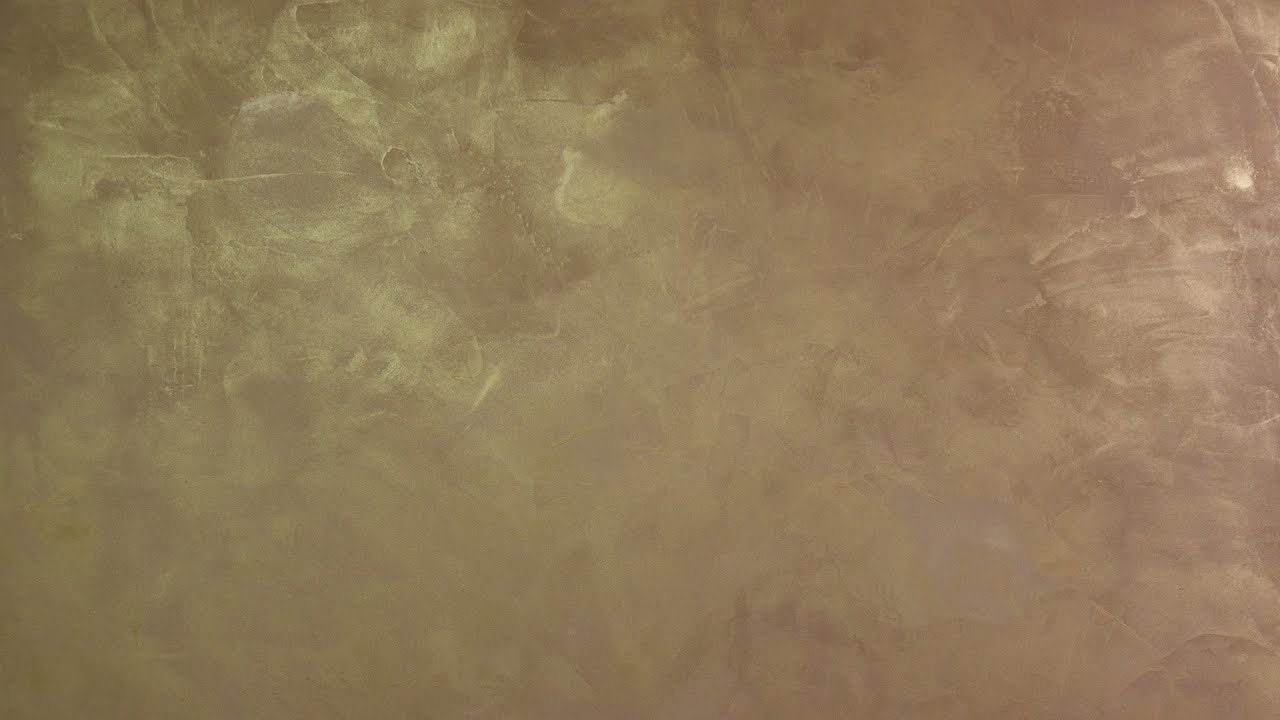 Metallic Texture With Gold Base Paint Application Golden Paintworks Youtube