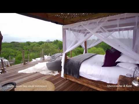 Abercrombie & Kent: Luxury Safari Tree House Experience, South Africa