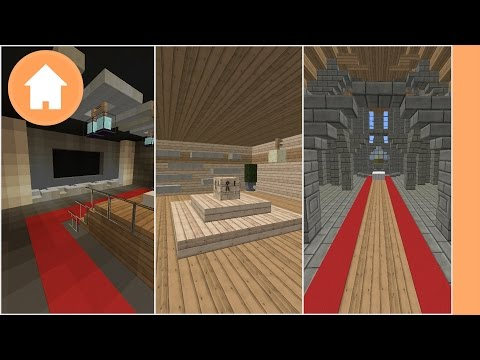 Minecraft: 25 Room Ideas