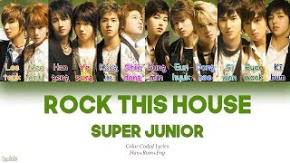 Super Junior - Rock this House