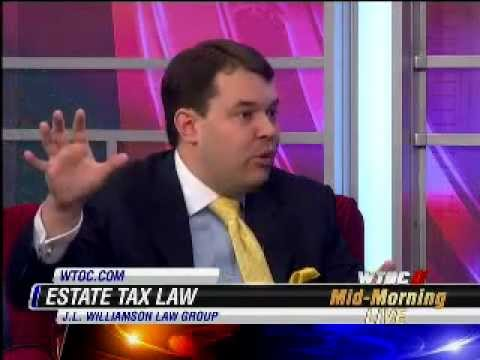 WTOC - Jeffrey Williamson interview on Mid Morning Live, May 31, 2012