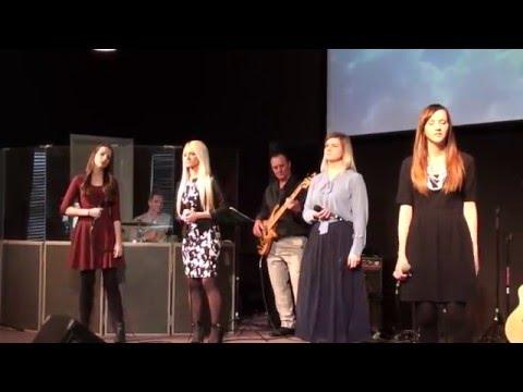 Second church service - Faith Fellowship Church 2/27/16