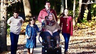 ALS in her own words: Carrey Dewey