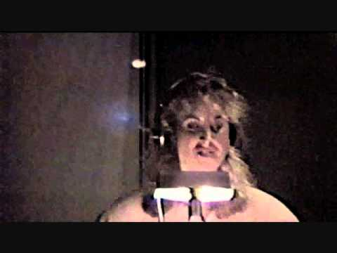 Jodi Benson recording