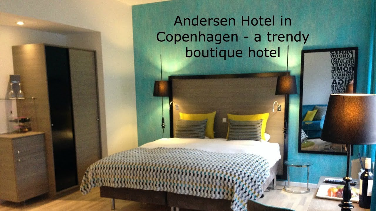 Andersen boutique hotel in copenhagen a quick tour youtube for Hotel in kopenhagen