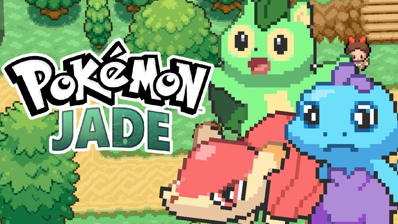 Pokemon jade gameplay