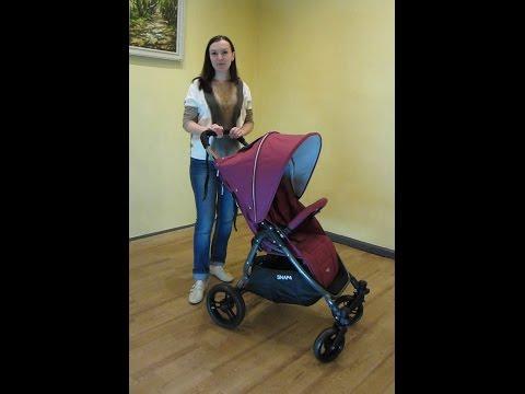 Прогулочная коляска Valco Baby Snap 4 Tailormade (Валко Беби Снап 4 Тэйлормейд)