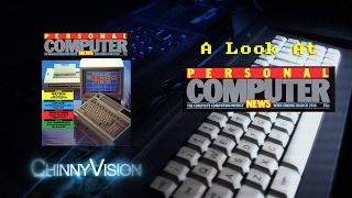 ChinnyVison - Ep 162 - A Look At Personal Computer News, 1983 to 1985