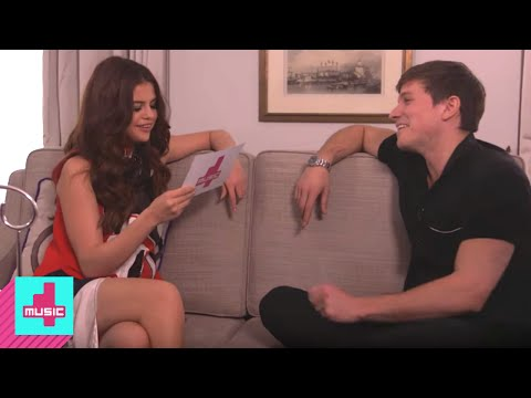 Selena Gomez Interview - James Franco & Shia LaBeouf | Hango