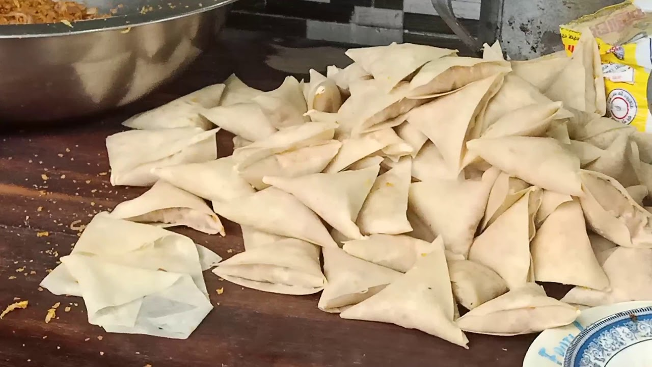 How to make samosa | Dhaka samosa.