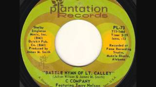 C Company Feat. Terry Nelson - Battle Hymn Of Lt. Calley