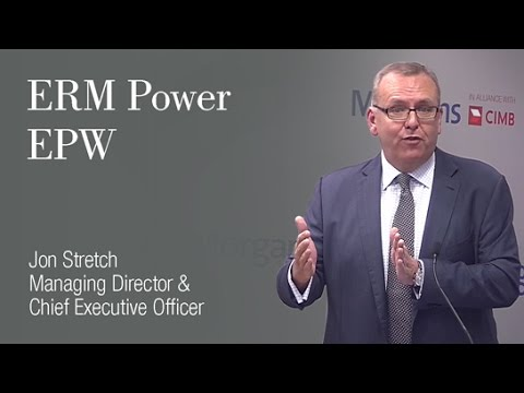 ERM Power (EPW): Jon Stretch Chief Executive Officer and Managing Director