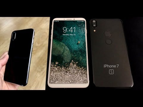 Thumbnail: iPhone 8 First Hands video & front facing 3D Cameras